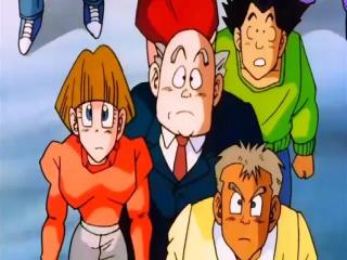 Dragon Ball Z - Episodio 186 - Cell é golpeado