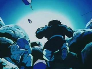 Dragon Ball Z - Episodio 270 - Majin Boo é perturbado.