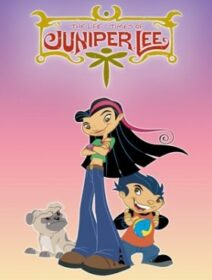 The Life And Times Of Juniper Lee  Dublado